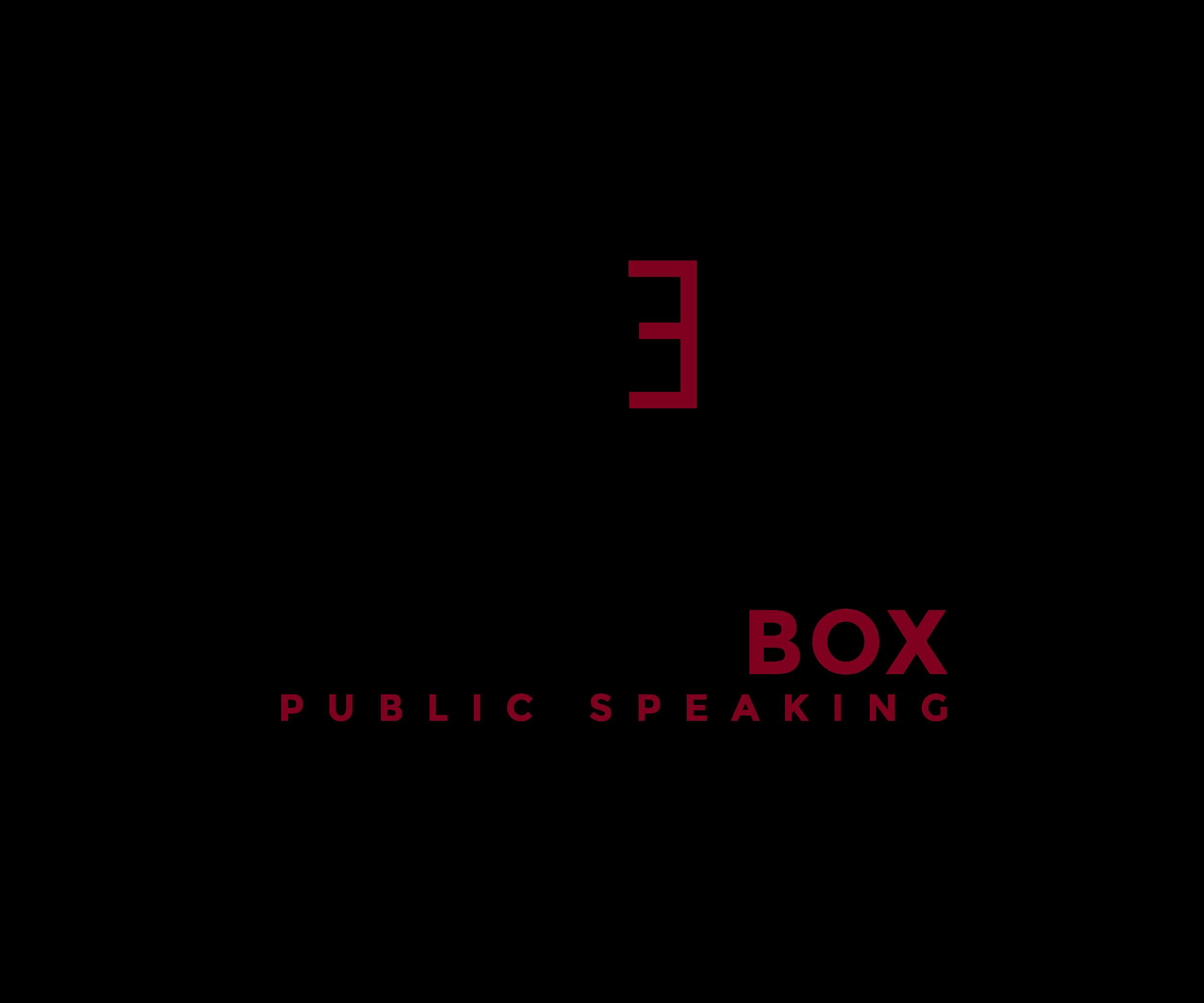 Chatterbox Public Speaking